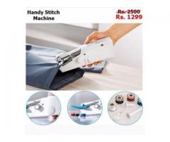 Handy Stitch Electronics Machine In Just 1299 Home Delivery Is Available