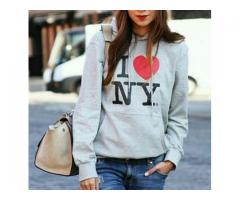 Discount Offer For Female Beautiful Hoodies In Just 1299 with Home Delivery