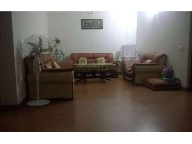 Ground Portion In DHA Phase 3 Karachi Fully Furnished House Available For Rent
