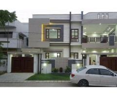 Beautiful Bungalow 500 SQY Tile Flooring Well Designed Sale In DHA Karachi