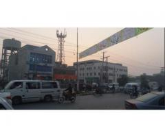 1 Kanal Commercial Plot In Mani Market Available For Sale In Lahore