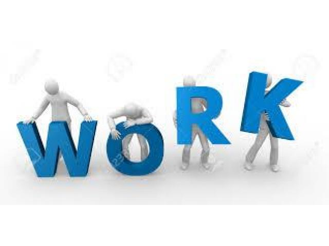 Hardworking Male and Female Staff Required For Office Work In Rawalpindi