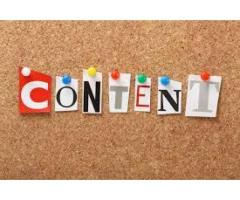 Expert Content Writers Staff Required Salary Depends On Your Work Multan