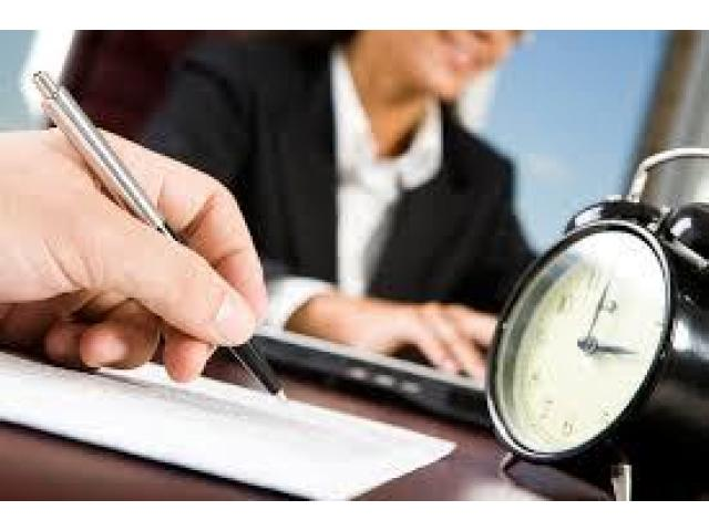 Male And Female Experienced Staff Required For Office Work In Islamabad