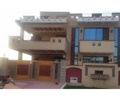 Corner Brand New House Available For Sale In Sector F-11/2 Islamabad
