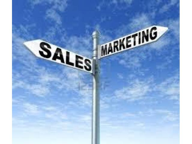 Sales And Marketing Staff Male And Female Required For Our New Project Karachi