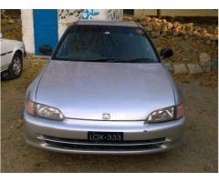 Honda Civic Low Mileage Model 1994 New Seats For Sale In Abbottabad