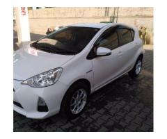 Toyota Passo 2012 White Color Fully Genuine Condition For Sale in Rawalpindi