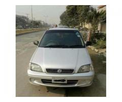 Suzuki Cultus 2005 Excellent Condition Original Files Sale In Mardan