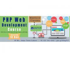 Web Development course in Lahore