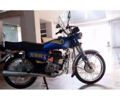 Honda 125 Model 2011 New Tyre And Battery For Sale In Peshawar