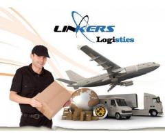 Linkers Courier services for worldwide destination