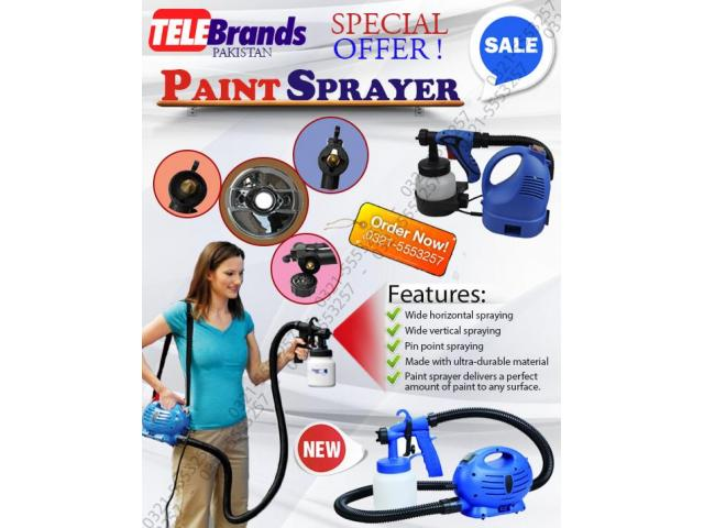 Paint Sprayer Zoom - Lahore Pakistan 03215553257