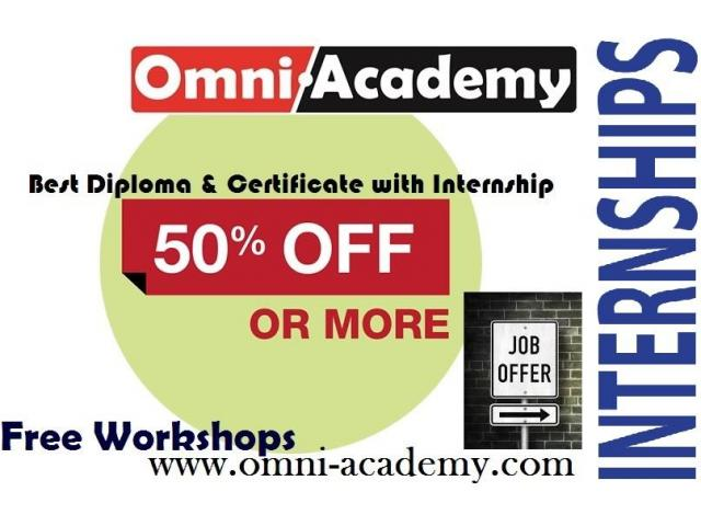# 1 Diploma & Certificate program - Karachi | Omni Academy