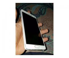 Samsung Galaxy Note 4 with All Accessories For Sale In Sialkot