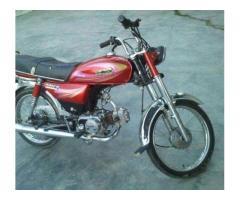 Sfaari Bike Model 2015 Red Color Sealed Engine For Sale In Wah