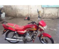 Super Star Deluxe Red Color Model 2013 Powerful Engine Sale In Chitral