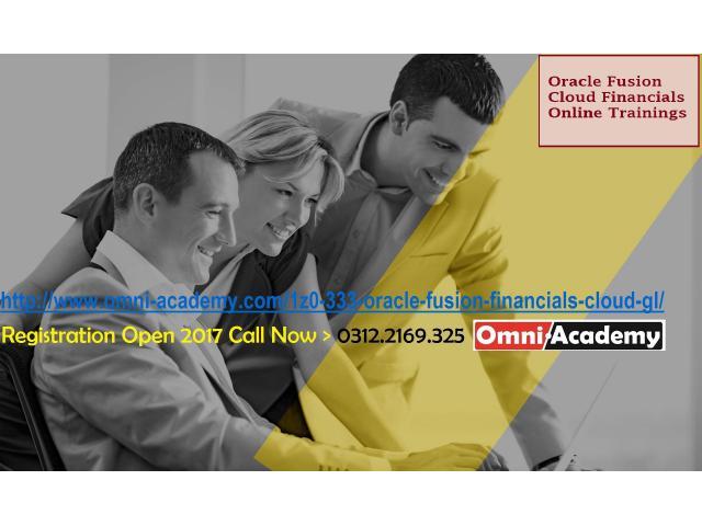 Oracle Fusion Financials Cloud 1Z0-408 I Certificate Programs