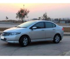 Honda City Silver Color 2nd Owner Fully Genuine Car For Sale in Rawalpindi
