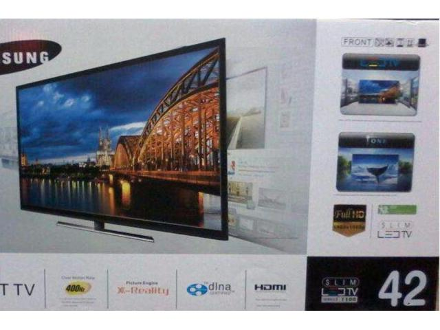 Samsung Ultra Smart TV Brand New Model 42 Inches For Sale In Lahore