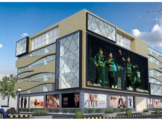 Payment Schedule Of Galleria I-8 Markaz Islamabad Shops On Installments