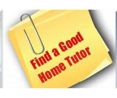 Home tutor Male And Female Staff required For Our Academy Lahore