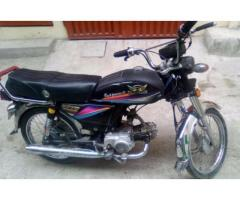 Road Prince Bike Black Color Powerful Engine For Sale In Lahore