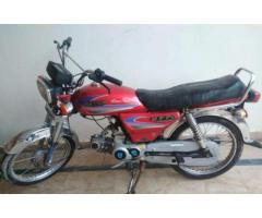Hero Bike 70 cc Original Documents Good Condition For Sale In Islamabad
