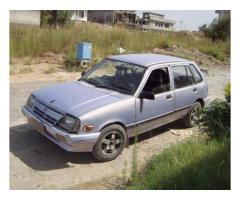 Suzuki Khyber Fully Maintained Model 1989 For Sale In Islamabad