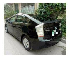 Toyota Prius Model 2010 Black Color Automatic Available For Sale In Lahore