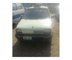 Suzuki Mehran Taxi New Engine And Battery Model 1998 Sale In Rawalpindi