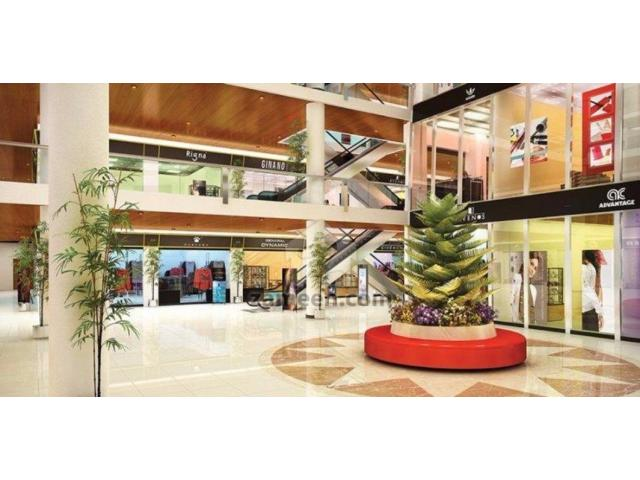 Booking Details Of The Grand Atrium Faisalabad Shops On Installments