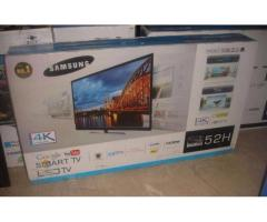WiFi Samsung Smart LED TV  52 Inches Available for Sale in Karachi