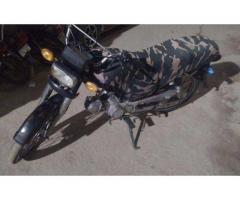 Super Star Bike Black Color Model 2012 1st Owner For Sale in Karachi