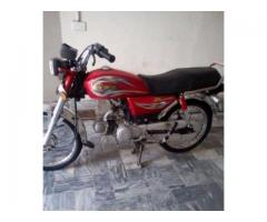 Yahma Dhoom Red Color Powerful Engine Model 2012 Sale In Lahore