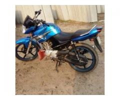Yamaha YBR Blue Color Genuine condition Smooth Driving Sale In Lahore