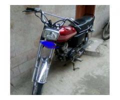 Honda 125 Euro 2 Original Spare Parts Model 2004 Sale In Rawalpindi