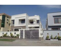 Outstanding Bungalow Double Story For Sale In DHA Defence, Karachi
