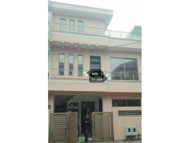Brand New House 5 Bedrooms Newly Built For Sale In Islamabad