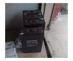 Leoch Dry Batteries 200 Amp Stock Available Home Delivery Available