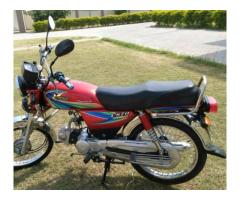 United Bike Almost New Genuine Spare Parts For Sale In Mianwali