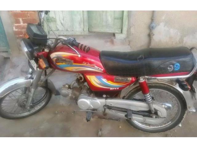 Safari Bike Looking Like A New Bike Model 2015 For Sale In Faisalabad