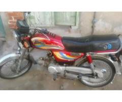 Safari Bike Looking Like A New Bike Model 2015 For Sale In Faisalabad