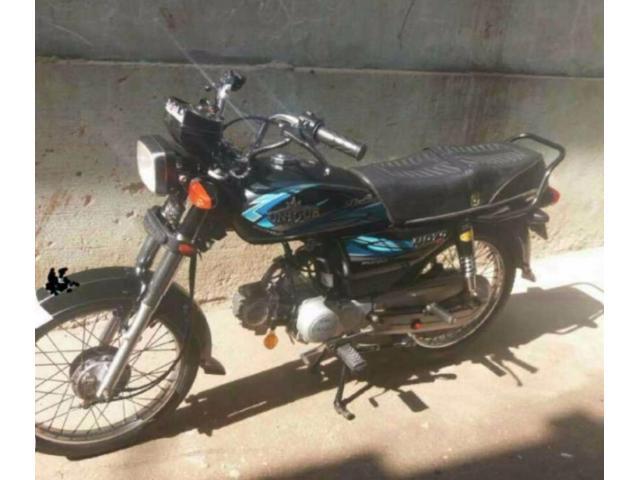 Unique Bike Black Color Brand New Model 2016 For Sale In Karachi