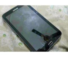 Samsung Galaxy Tab 3 Black Color With Original Charger Sale In Rawalpindi