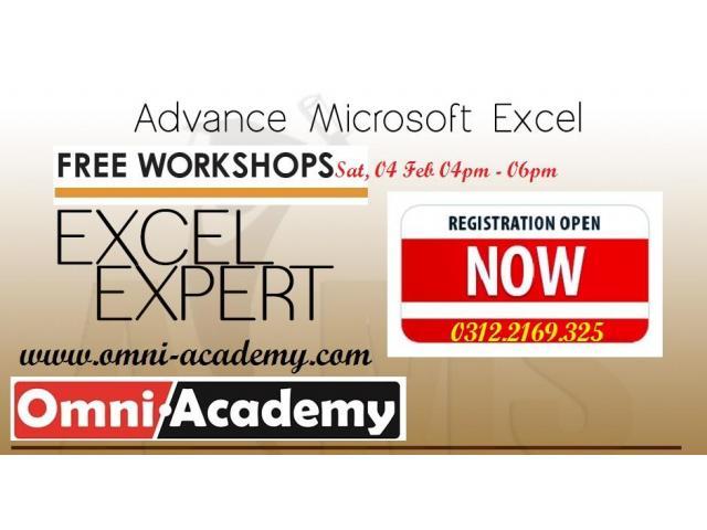 Free workshops & Certified Trainings Feb, 2017