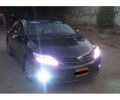 Toyota Corolla GLI Automatic Model 2012 1st Owner For Sale In Karachi