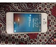 Apple iPhone 4s Awesome Condition Good Battery Timing Sale In Karachi