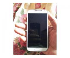 Samsung Galaxy S4 White Color With All Accessories Sale In Gujrat