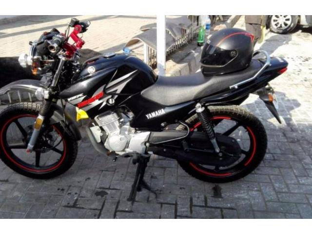Yamaha Ybr Like Heavy Bike Black Color Soundless Engine Sale In Karachi